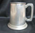 Sheffield Miners Pewter Mug