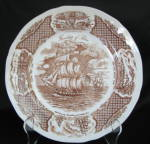 Alfred Meakin Plate