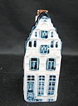 Blue Delft Dutch House