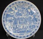 Vernon Arizona Collector Plate