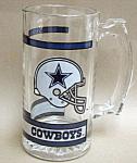 Cowboy's Football Mug