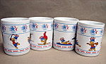 Los Angles 1984 Olympic Mug Set