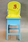 Chein Doll House Highchair