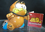 Garfield Figurine