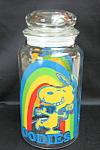 Snoopy Apothecary Jar