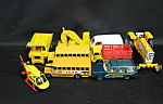 Die Cast Various Vehicle Set
