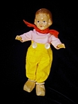 Dutch Boy Composition Doll