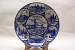 Windsor, Ontario, Canada Souvenir Collector Plate