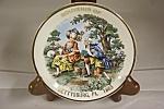 Gettysburg, Pa. 1863 Souvenir Collector Plate
