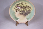 """peach Blossom"" Collector Plate"