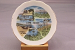 Lake Tahoe Miniature Collector Plate