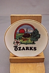 Ozarks Miniature Collector Plate