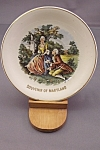 Maryland Miniature Collector Plate