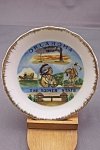 Oklahoma Miniature Collector Plate