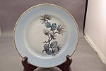Pine Cones & Needles Collector Plate