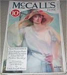 Guy Hoff Print Vintage Mccall's Spring Magazine Cover Art
