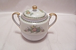 Jap29 Pattern China Sugar Bowl & Lid