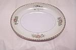 Jap29 Pattern China Small Oval Platter