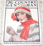 Country Gentleman Back Issue Magazines:1924 J Knowles Hare