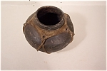 Tarahumara Indian 4-1/2 Inch Pot