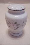 Fine China Rose Design Pepper Shaker