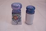 Occupied Japan Salt & Pepper Shaker Set