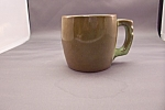 Frankoma Prairie Green Cup