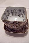 Vintage Kutani Tea Bowl & Saucer