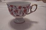 Floral Demitasse Cup
