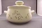 Southhampton Stoneware Lidded Bowl