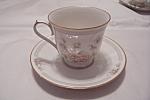 Noritake Cervantes China Cup & Saucer