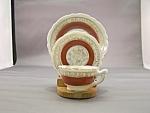 Occupied Japan 3-piece Porcelain Miniature Set