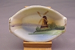 Occupied Japan Hand Painted Miniature Dish