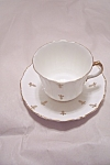English Old Royal Bone China Cup & Saucer