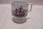 Maritime Motif Mayflower Teacup