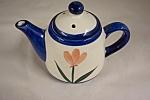 Small Handpainted Teapot