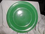 Fiesta Medium Green Dinner Plate