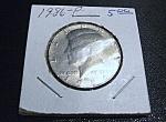 Kennedy Half Dollar 1986-p