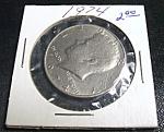 Kennedy Half Dollar 1974