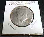 Kennedy Half Dollar 1985-p