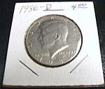 Kennedy Half Dollar 1986-d