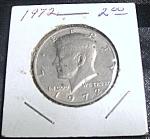 Kennedy Half Dollar 1972