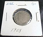 Liberty Head Nickel 1908 G
