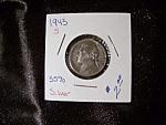 Jefferson Nickel 1943 S Wartime 35 % Silver.