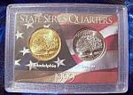 State Series Quarters 1999-p, 1999-d Connecticut