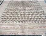 """Pakistan Uzbek Bokara Silk & Wool Rug 14'5"""" X 10'7"""""""