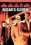 Ocean's Eleven Dvd. Widescreen Ed. George Clooney, Matt Damon.