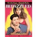 Bedazzled. Dvd W/ Brendan Fraser And Elizabeth Hurley.