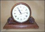 Famous Daniel Dakota Reproduction Table Clock