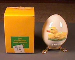 Goebel 1979 Second Edition Annnual Easter Egg